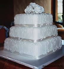 square wedding cakes wedding cakes square wedding cake sles