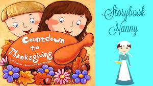 countdown to thanksgiving books read aloud