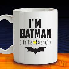 batman coffee mug funny coffee mugs dad gifts dad mug gift