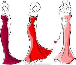 fashion dresses of sketch latest fashion style