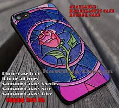 rose beauty and the beast iphone 6s 6 5s 5c 5 case samsung galaxy