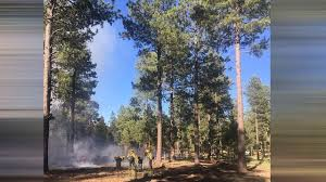 Arizona Firefighters Killed Video by Drone Impedes Arizona Firefighters U0027 Efforts To Battle Wildfire