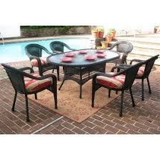 Wicker Patio Table Set Wicker Patio Furniture Furniture Sets And Wicker Chairs