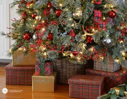 Homemade Christmas Tree by Traditional Red Tartan Plaid Christmas Tree 2016 Michaels Dream