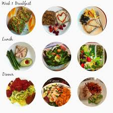 lose the baby weight and clean eating week 1 that u0027s so michelle