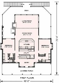 empty nester house plans the house plan shop empty nester home