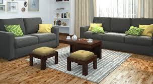 livingroom table sets kivaha 2 seater coffee table set ladder