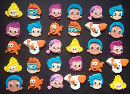 guppies cake toppers 84 best cake toppers by sabz cakes images on cake