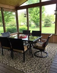 Screened In Porch Decor Screened Porch Decorating Ideas U2014 Home U0026 Plate Easy Seasonal Recipes