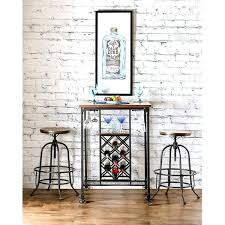 pub table with wine rack pub table with wine rack 3 piece bar set base mglpc org
