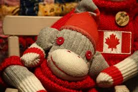 new years socks happy new year from post s canadian ambassadors and