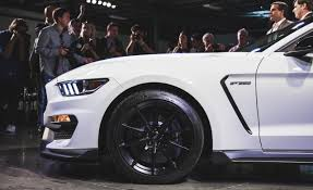nissan gtr vs mustang 17 reasons the 2016 mustang gt350 u0027s chassis and bodywork are