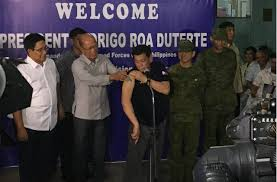 duterte shows rose tattoo amid calls to see paolo u0027s rappler