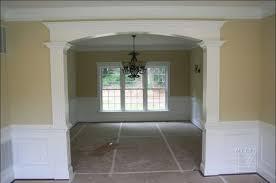custom home interior trim finish carpentry mitre contracting inc