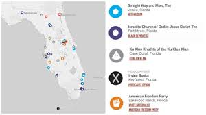 Cape Coral Fl Map In Our State Southern Poverty Law Center On Florida U0027s 63
