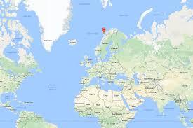 Northern Lights Map Northern Lights Holiday Information Aurora Addicts