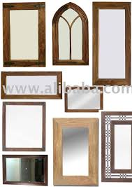 Wood Mirror Frame Wooden Frame Wooden Mirror Frame Sheesham Wood Mirror Frame Mango