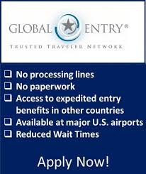 how to apply for global entry u s customs and border protection