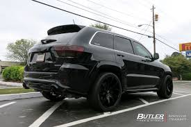 jeep grand cherokee all terrain tires jeep grand cherokee with 22in forgiato f2 23 wheels exclusively from