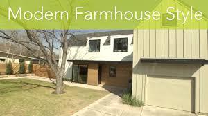 discover modern farmhouse style video hgtv