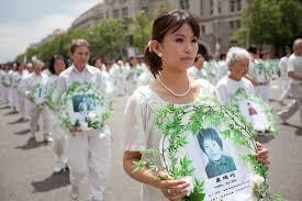m駭age dans les bureaux 法輪功 falun gong 中國種族滅絕 le génocide chinois bouddhisme