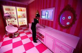 Barbie Dining Room Love Where You Live Walk In Closet Texas Real Estate Blog Exterior