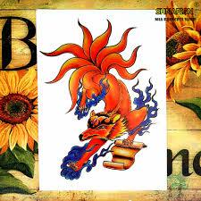 tattoo home decor online get cheap firefox stickers aliexpress com alibaba group