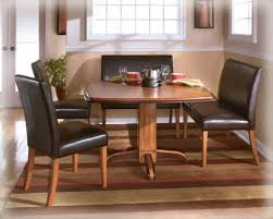 creative decoration dining room table with bench seat fancy idea