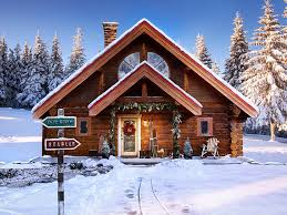 Zillow Luxury Homes by 9 Winter Wonderland Homes To Get You In The Holiday Spirit