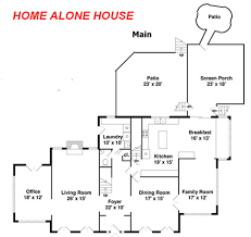 home alone house plans home alone house floor plan 6 20 alone 1 0 pictures snapshot the