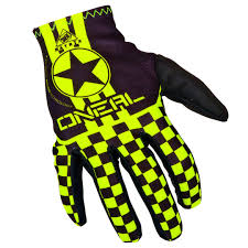 neon motocross gear oneal motocross gloves sale online for cheap price oneal