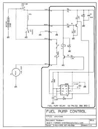 fuel pump relay diagnostic troubleshooting notes