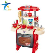 jeux de cuisine pour enfant simulation de cuisine jouets filles jeu ensembles de jeu de cuisine