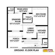 home maps design 100 square yard india house plan for 28 feet by 32 feet plot plot size 100 square yards