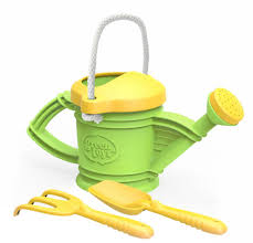 green toys watering can green toys