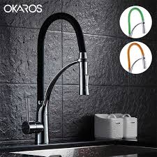 Cheap Faucets Kitchen by Online Get Cheap Black Faucets Kitchen Aliexpress Com Alibaba Group