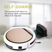 home cleaning robots ilife v5 smart cleaning robot floor cleaner auto vacuum microfiber