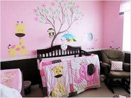 bedroom ideas magnificent pink wall color with zebra pattern