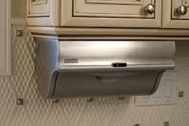 Practical Kitchen Idea Automatic Paper Towel Dispenser Video - Paper towel dispenser for home bathroom