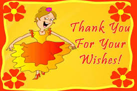 free ecards thank you send free ecard thanks for your wishes from greetings101