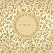 vintage floral wrapping paper gold vintage floral background 10597 dryicons