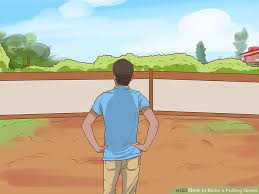 Building A Backyard Putting Green by How To Make A Putting Green With Pictures Wikihow