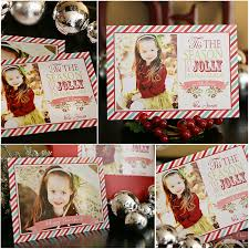 christmas holiday card templates for photographers photographer