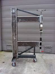 Home Made Bench Press Press Brake By Number9 Homemade Press Brake Constructed From