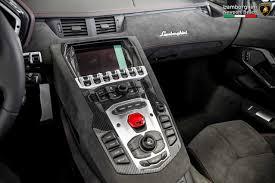 lamborghini aventador interior lamborghini aventador roadster pirelli edition for sale