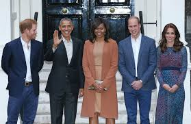 kensington palace william and kate prince george stays up past his bedtime to greet obama nbc news