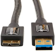 47 Meters To Feet Amazon Com Amazonbasics Usb 3 0 Cable A Male To Micro B 3