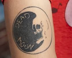 moon tattoos that are out of this