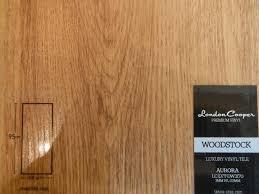 Tekno Step Laminate Flooring Piso Vinilico London Cooper Woodstock 3mm 300 00 En Mercado Libre