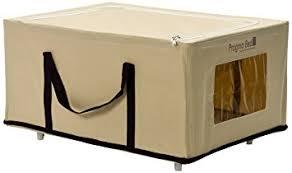 pragma bed amazon com pragma bed underbed storage bin home kitchen